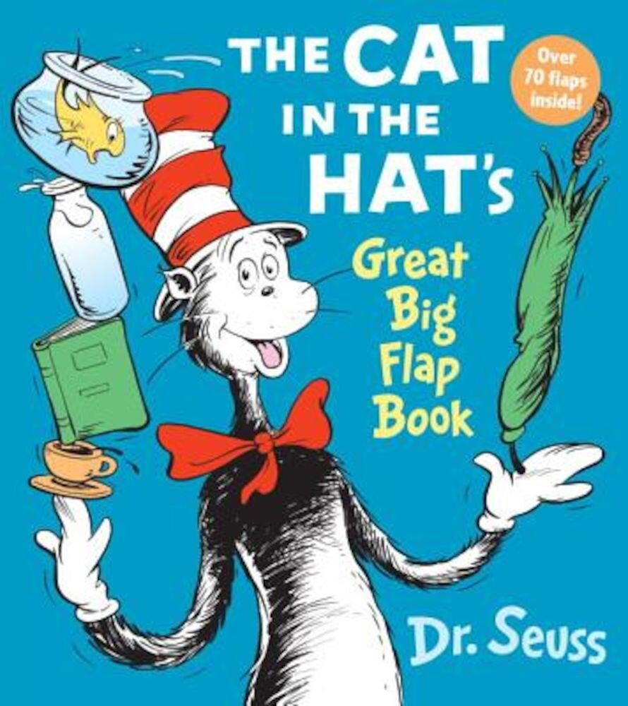 The Cat in the Hat's Great Big Flap, Hardcover