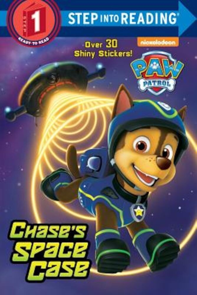 Chase's Space Case (Paw Patrol), Paperback
