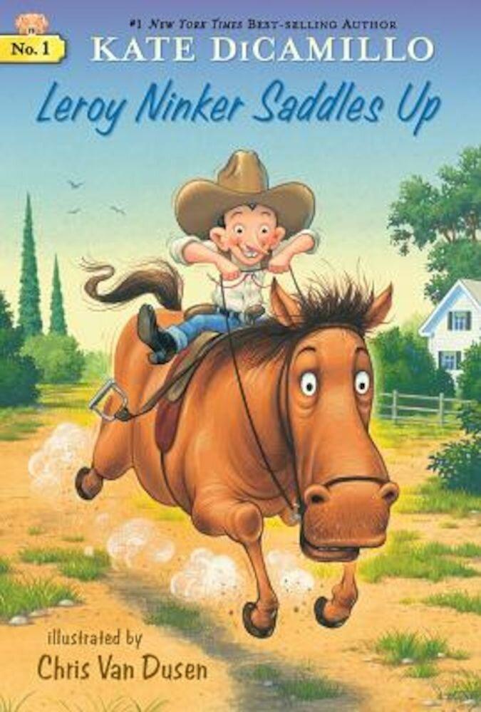 Leroy Ninker Saddles Up, Paperback