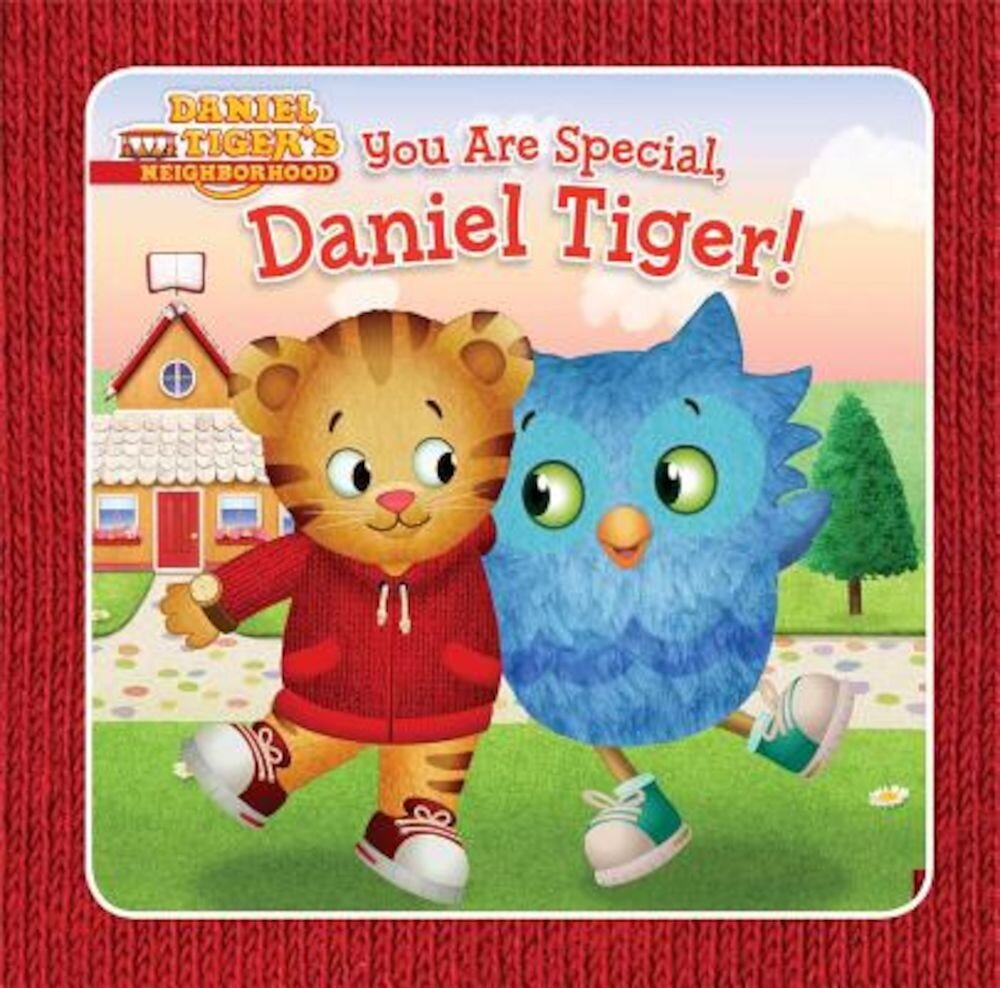 You Are Special, Daniel Tiger!, Hardcover