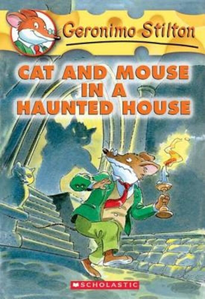 Cat and Mouse in a Haunted House, Paperback