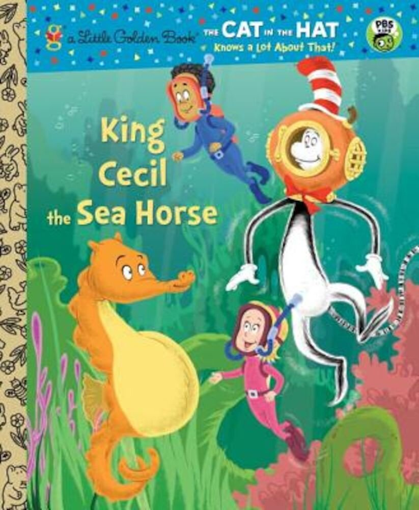 King Cecil the Sea Horse, Hardcover