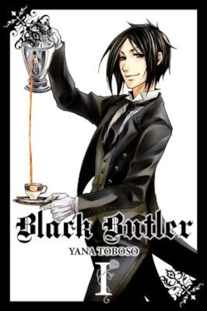 Black Butler, Volume 1, Paperback