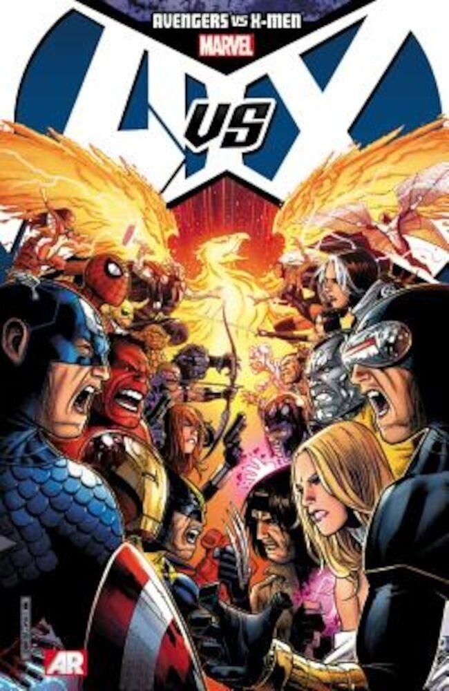 Avengers vs. X-Men, Paperback