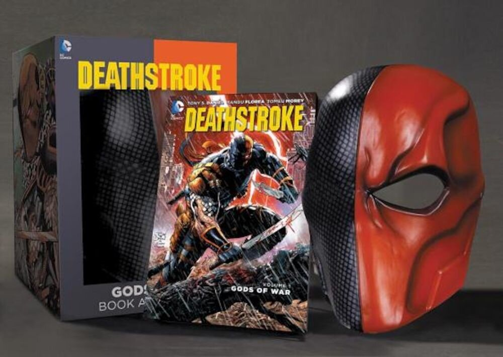 Deathstroke, Volume 1 [With Mask], Paperback