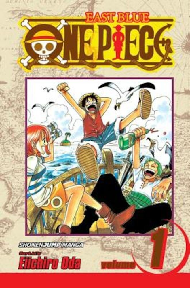 One Piece, Vol. 1, Paperback
