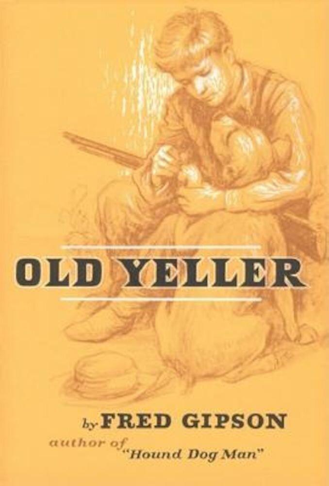 Old Yeller, Hardcover