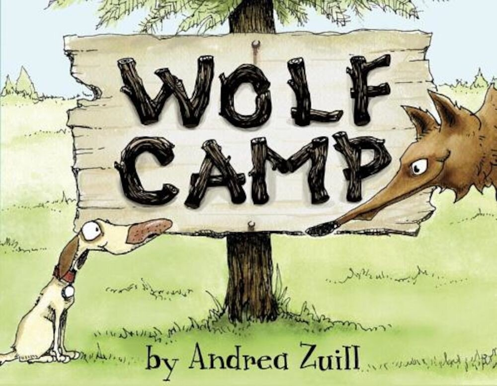 Wolf Camp, Hardcover