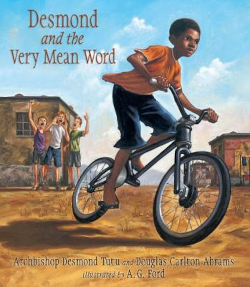 Desmond and the Very Mean Word, Hardcover