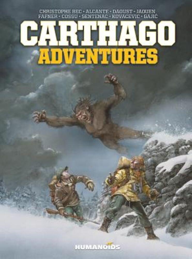 Carthago Adventures, Hardcover