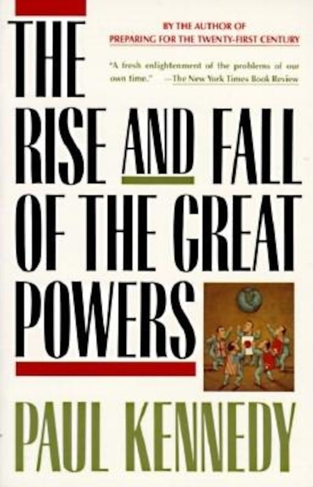 The Rise and Fall of the Great Powers, Paperback
