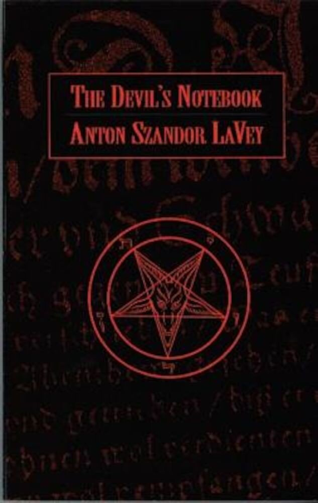 The Devil's Notebook, Paperback