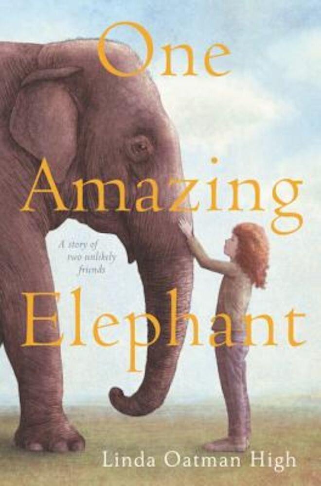 One Amazing Elephant, Hardcover