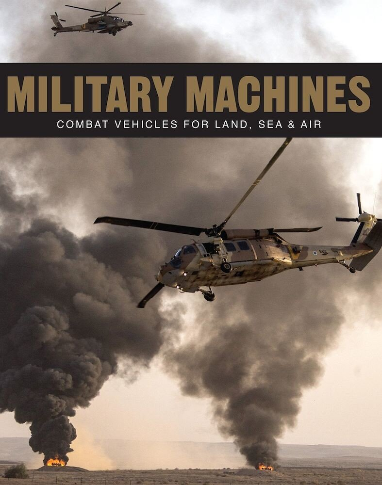 The Ultimate Book of Military Machines