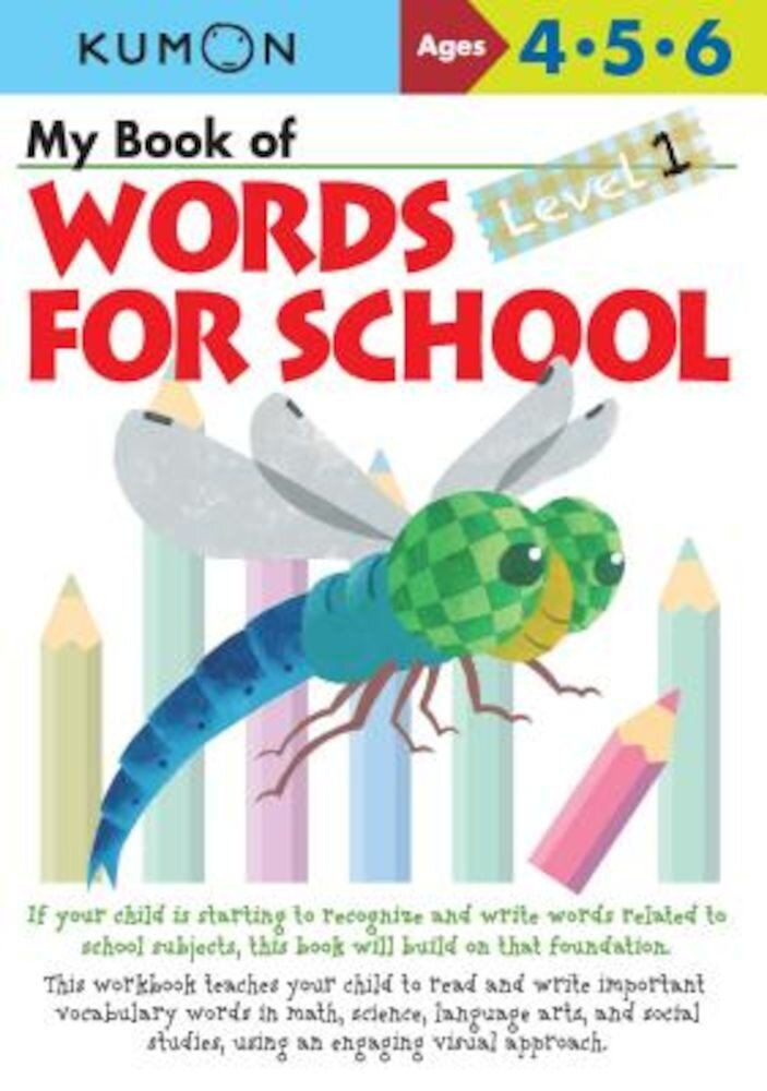 My Book of Words for School Level 1, Paperback