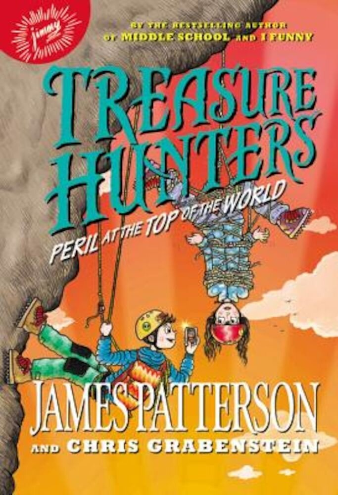Treasure Hunters: Peril at the Top of the World, Hardcover