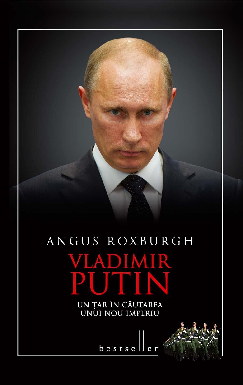 Vladimir Putin. Un tar in cautarea unui nou imperiu (eBook)