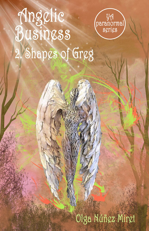 Angelic Business 2. Shapes of Greg (Young Adult Paranormal Series) (eBook)