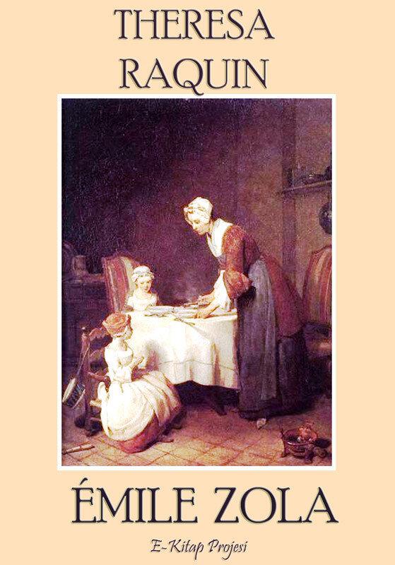 Theresa Raquin (eBook)