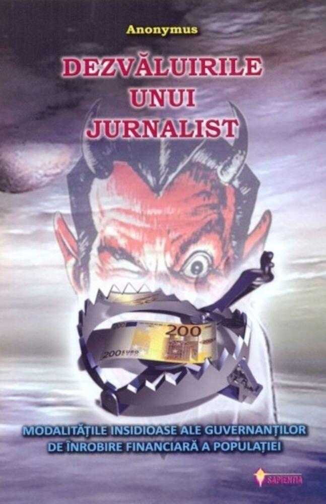 Dezvaluirile unui jurnalist