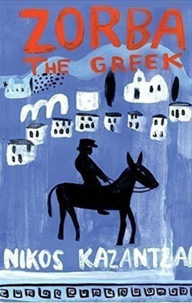 Coperta Carte Zorba the Greek