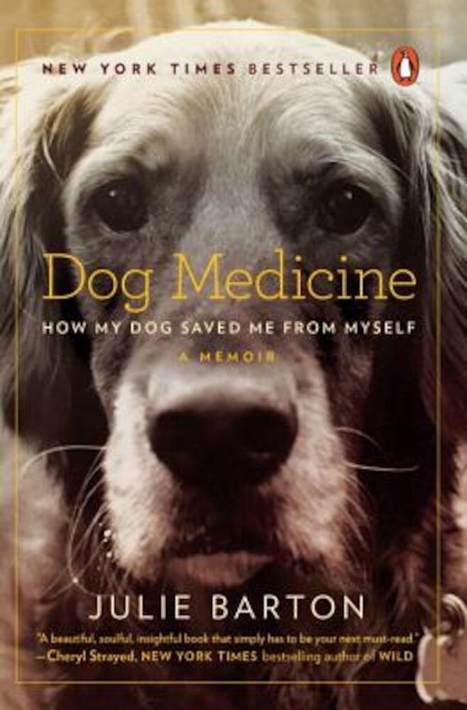 Dog Medicine: How My Dog Saved Me from Myself, Paperback