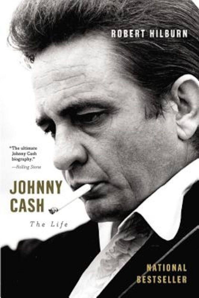 Johnny Cash: The Life, Paperback