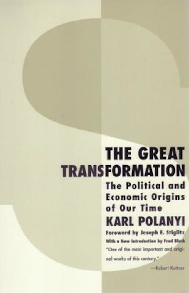 The Great Transformation, Paperback
