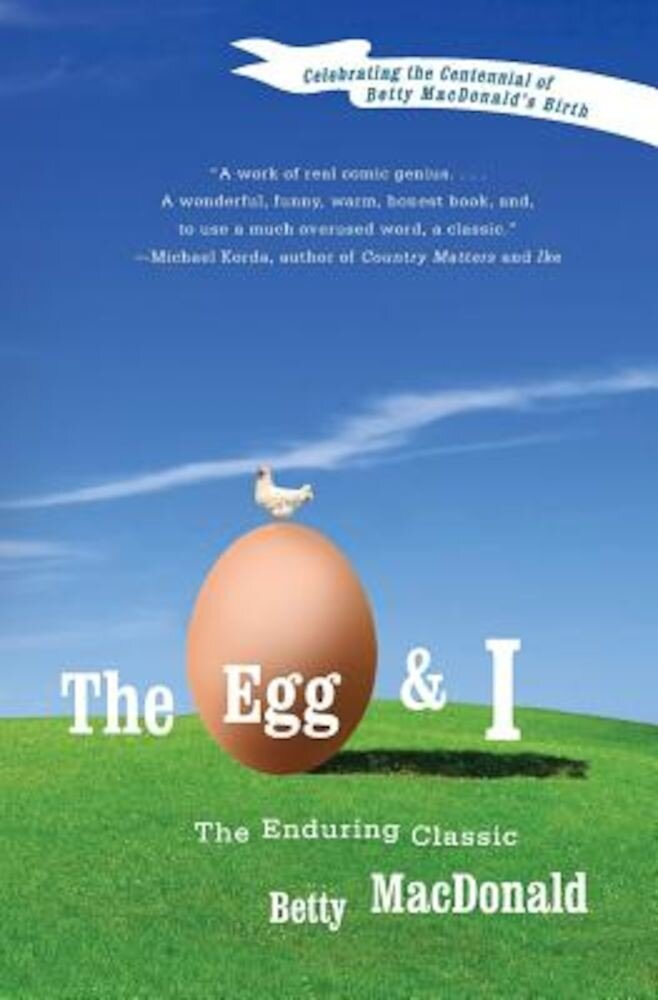 The Egg and I, Paperback