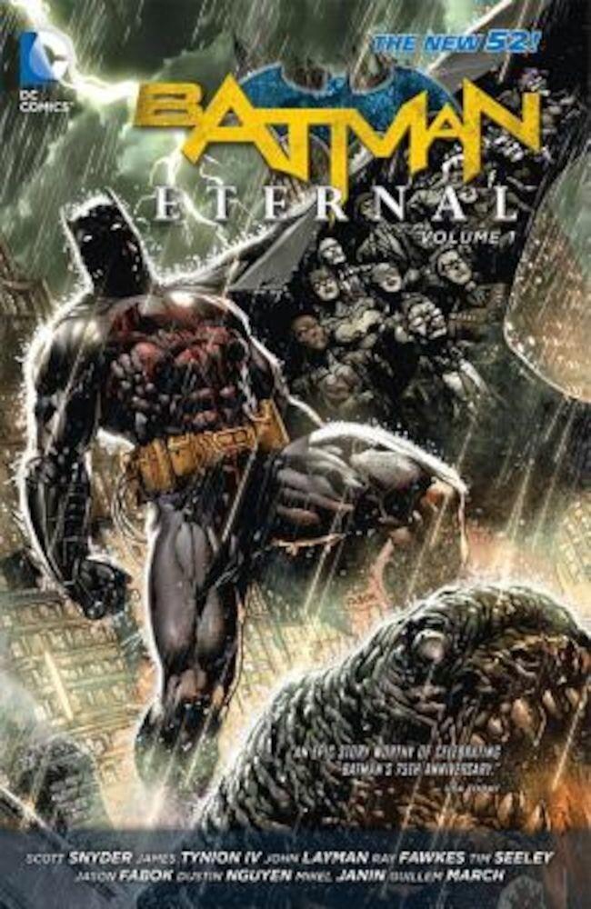 Batman Eternal, Volume 1 (the New 52), Paperback