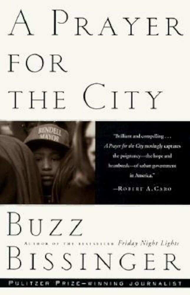 A Prayer for the City, Paperback