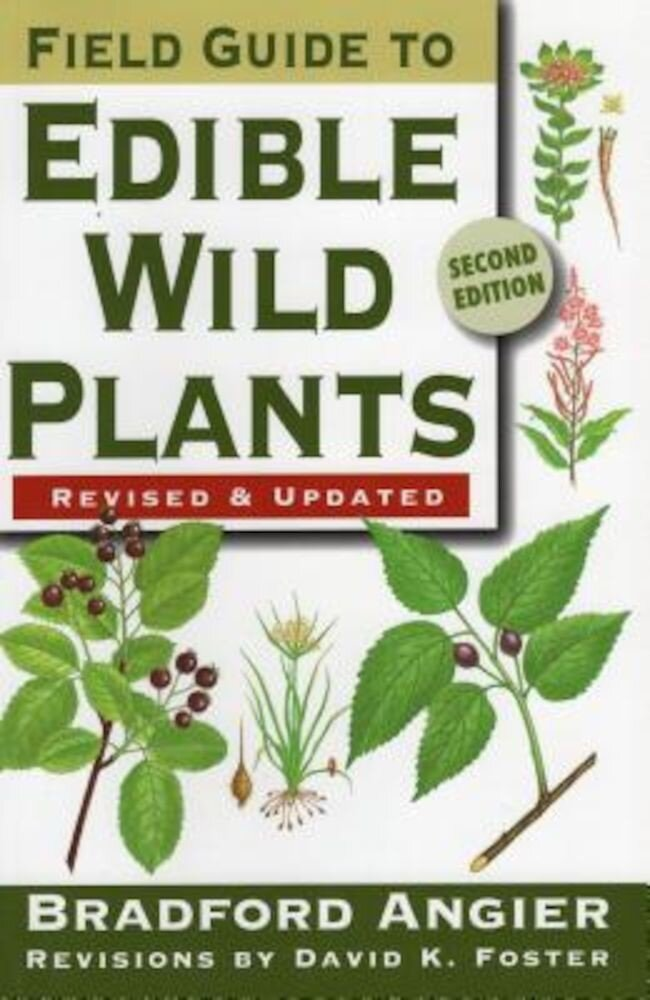 Field Guide to Edible Wild Plants, Paperback