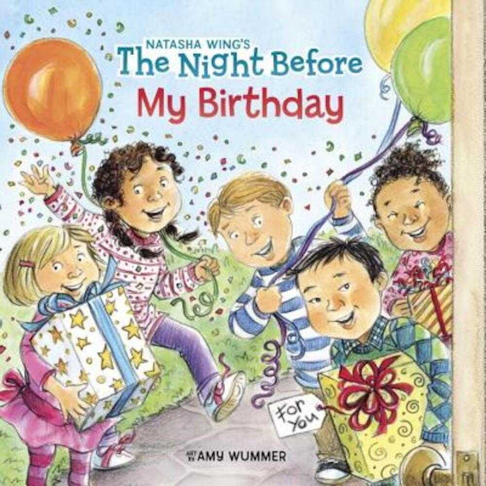 The Night Before My Birthday, Paperback