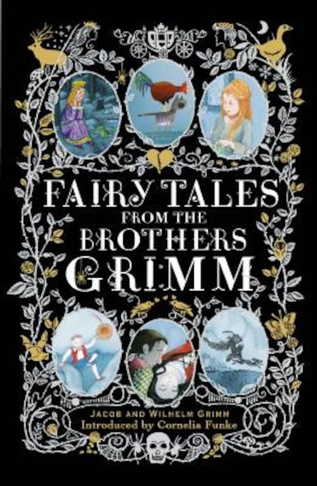 Fairy Tales from the Brothers Grimm, Hardcover