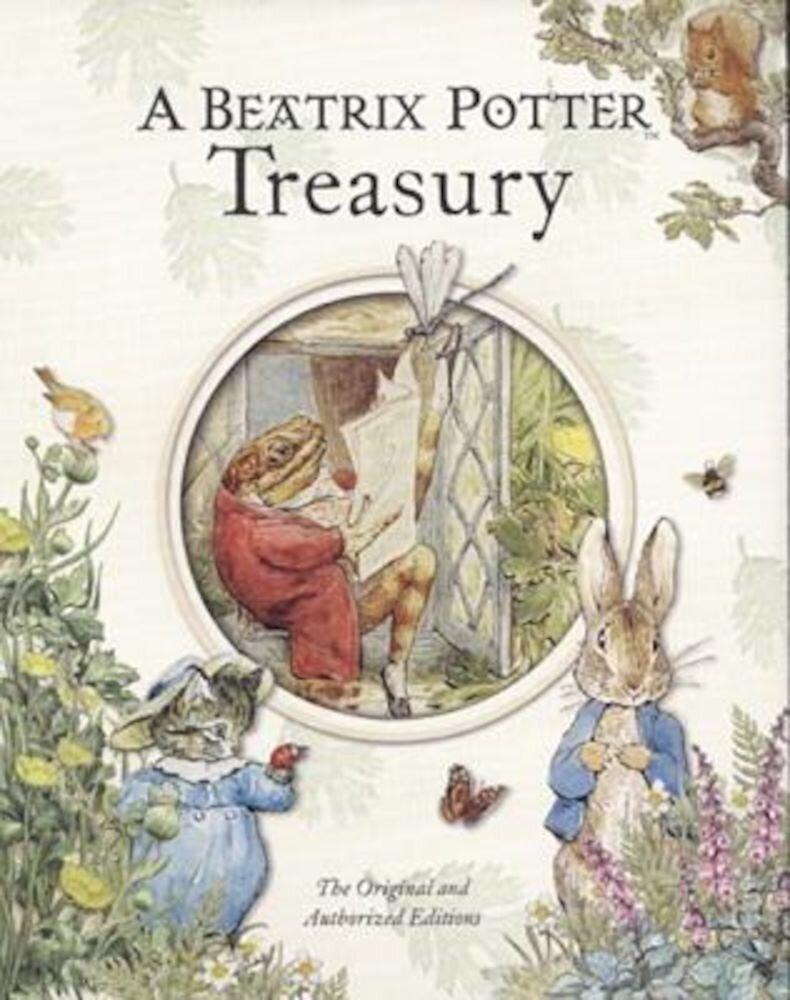 A Beatrix Potter Treasury, Hardcover