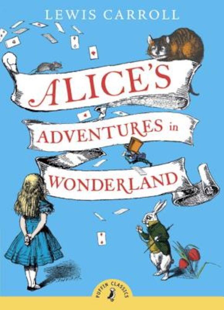 Alice's Adventures in Wonderland, Paperback