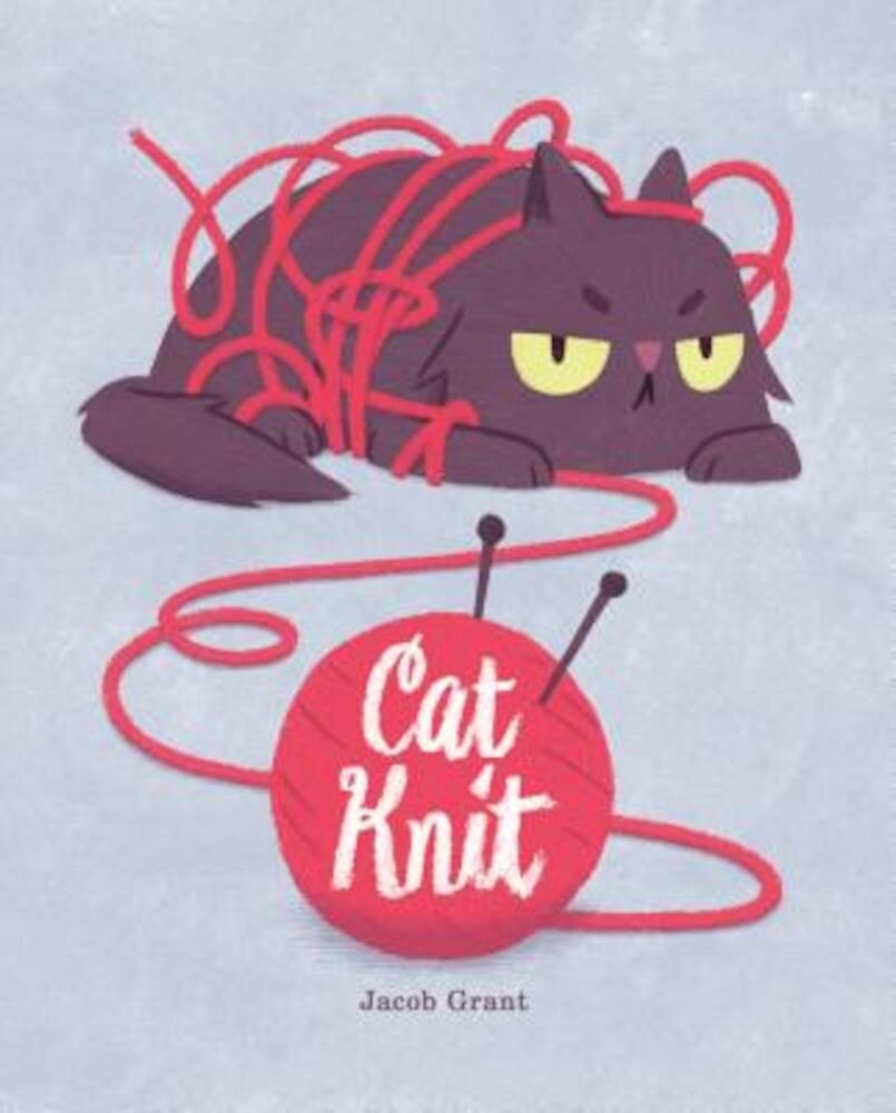 Cat Knit, Hardcover