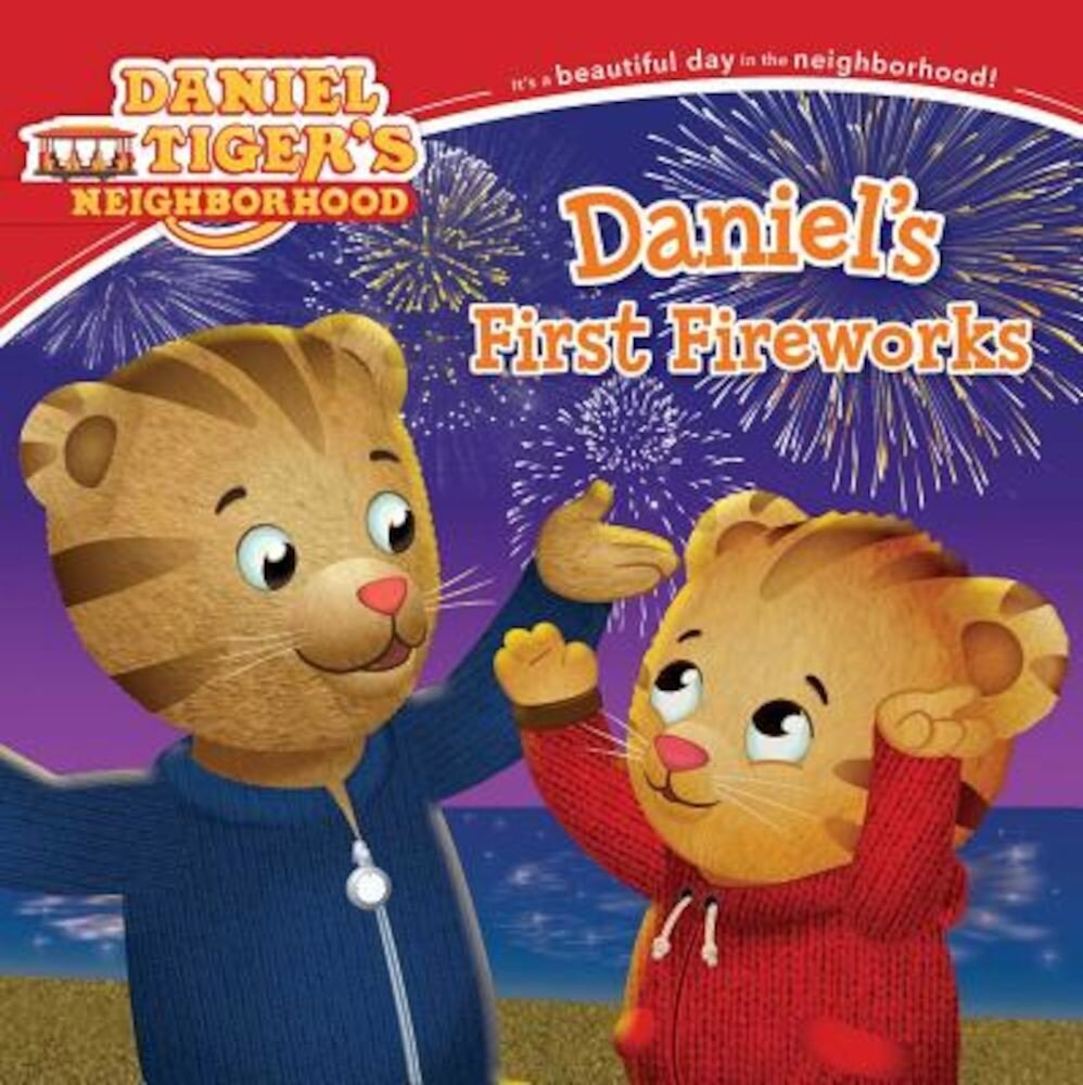 Daniel's First Fireworks, Paperback