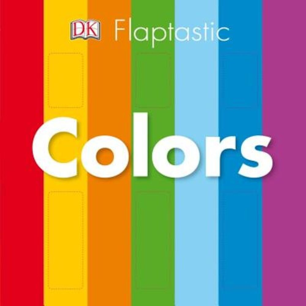 Flaptastic: Colors, Hardcover