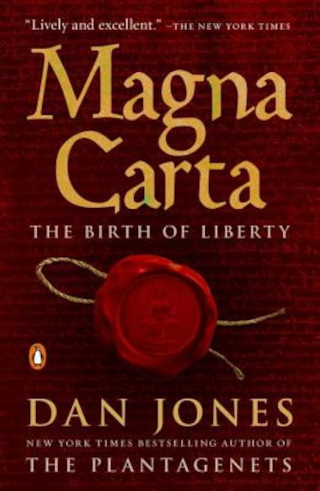 Magna Carta: The Birth of Liberty, Paperback