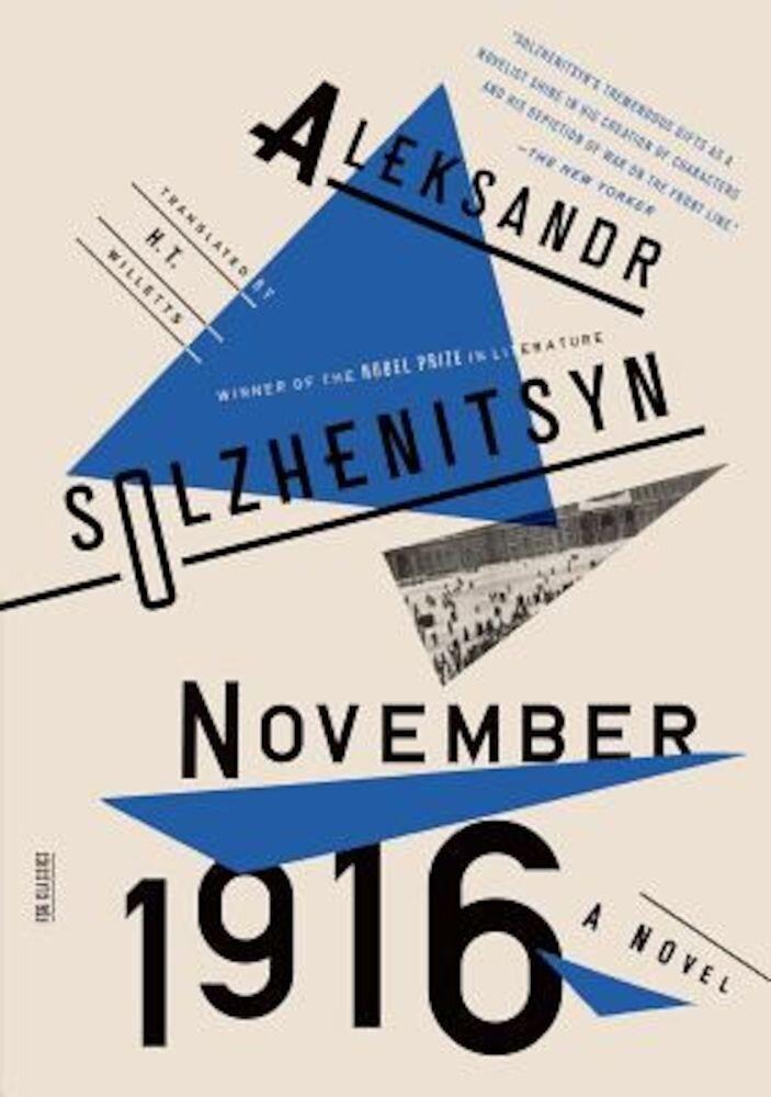 November 1916, Paperback