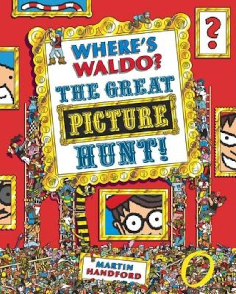 Where's Waldo? the Great Picture Hunt, Hardcover