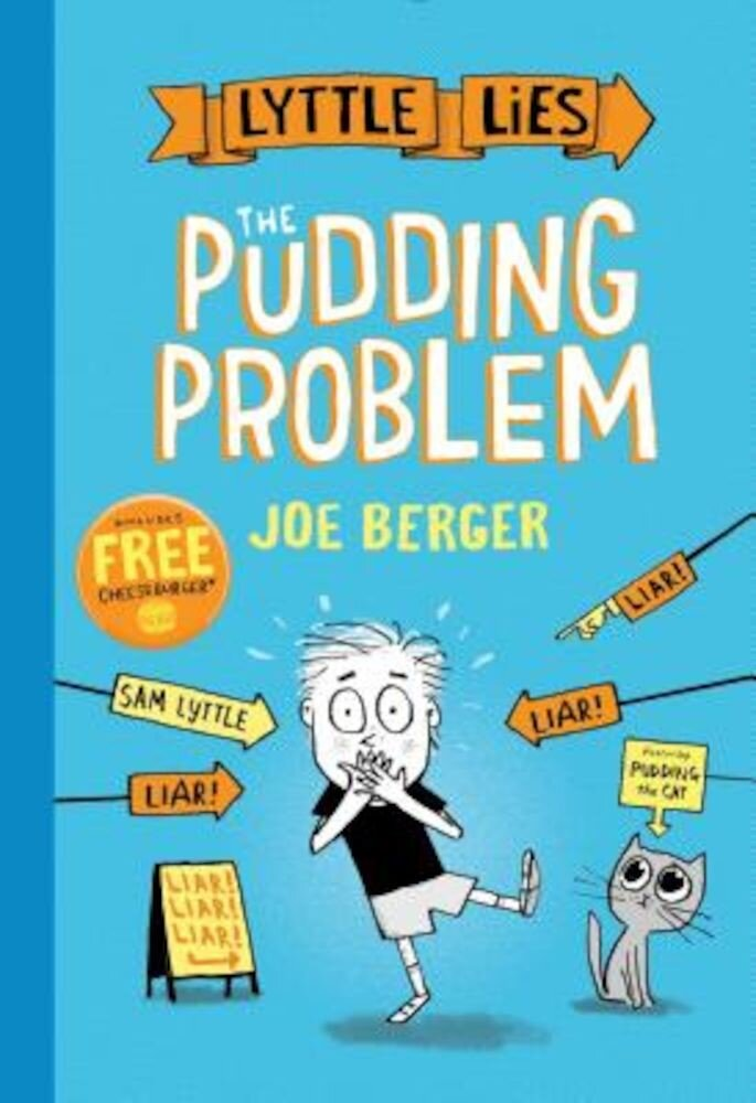 The Pudding Problem, Hardcover