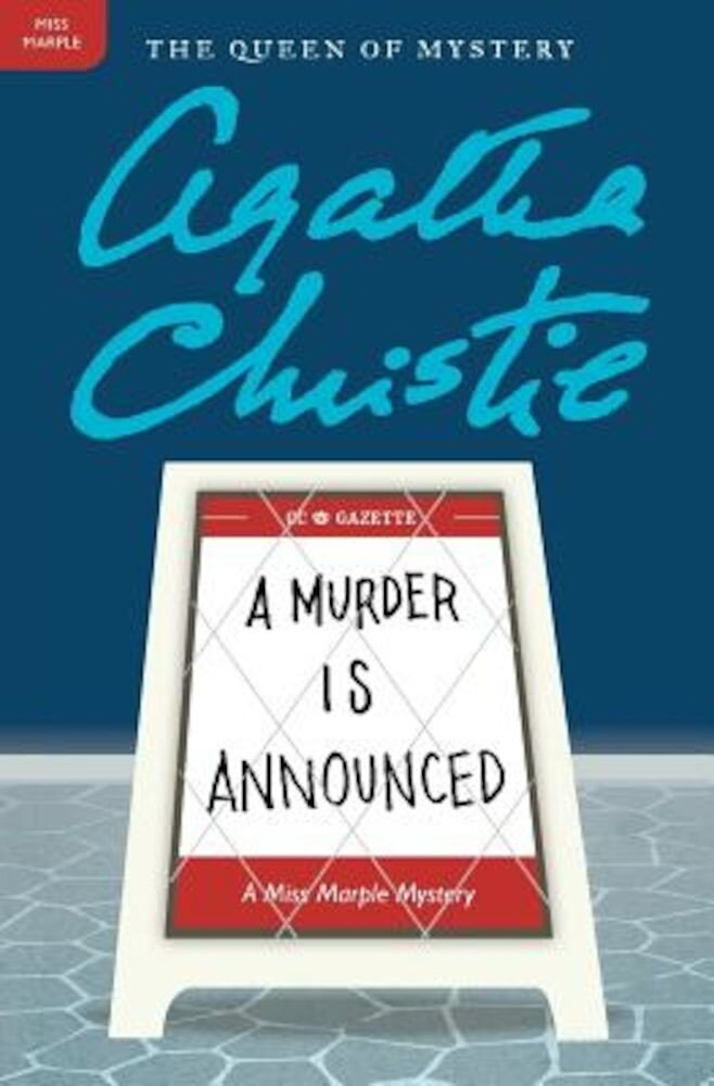 A Murder Is Announced, Paperback