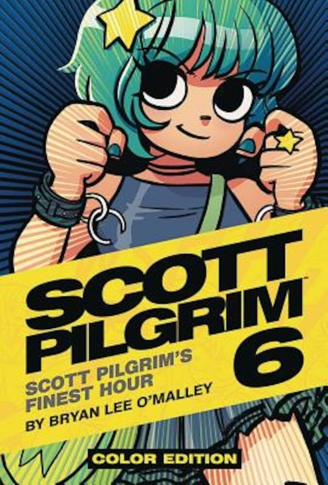 Scott Pilgrim's Finest Hour, Hardcover