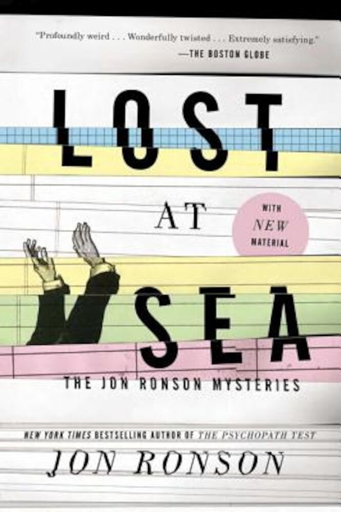 Lost at Sea: The Jon Ronson Mysteries, Paperback