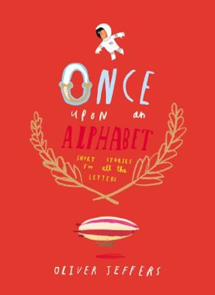 Once Upon an Alphabet, Hardcover