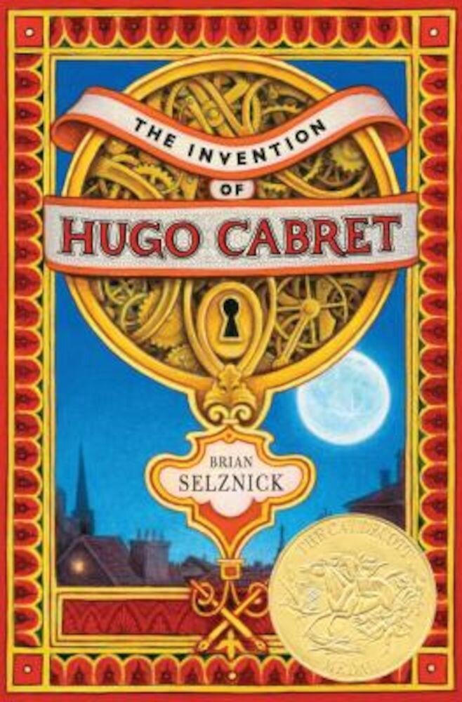 The Invention of Hugo Cabret, Hardcover