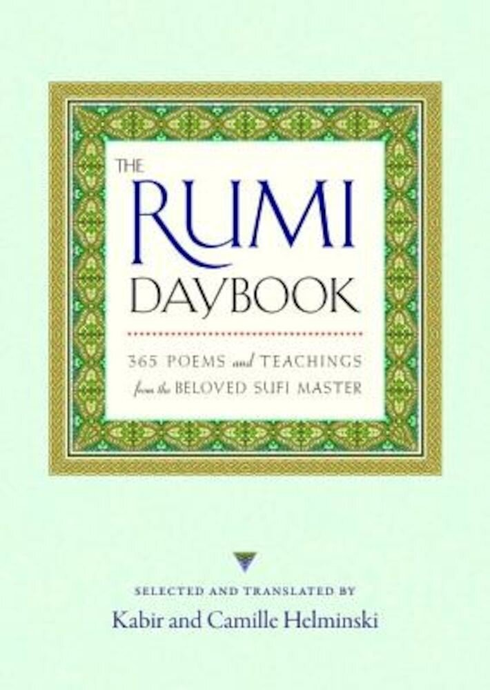 The Rumi Daybook, Paperback