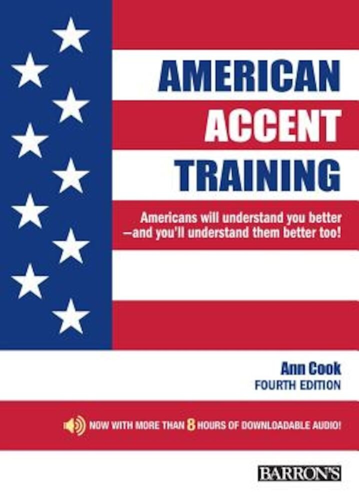 American Accent Training, Paperback
